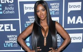 Kenya Moore Celebrates Seven Months Since She Gave Birth To Baby Brooklyn