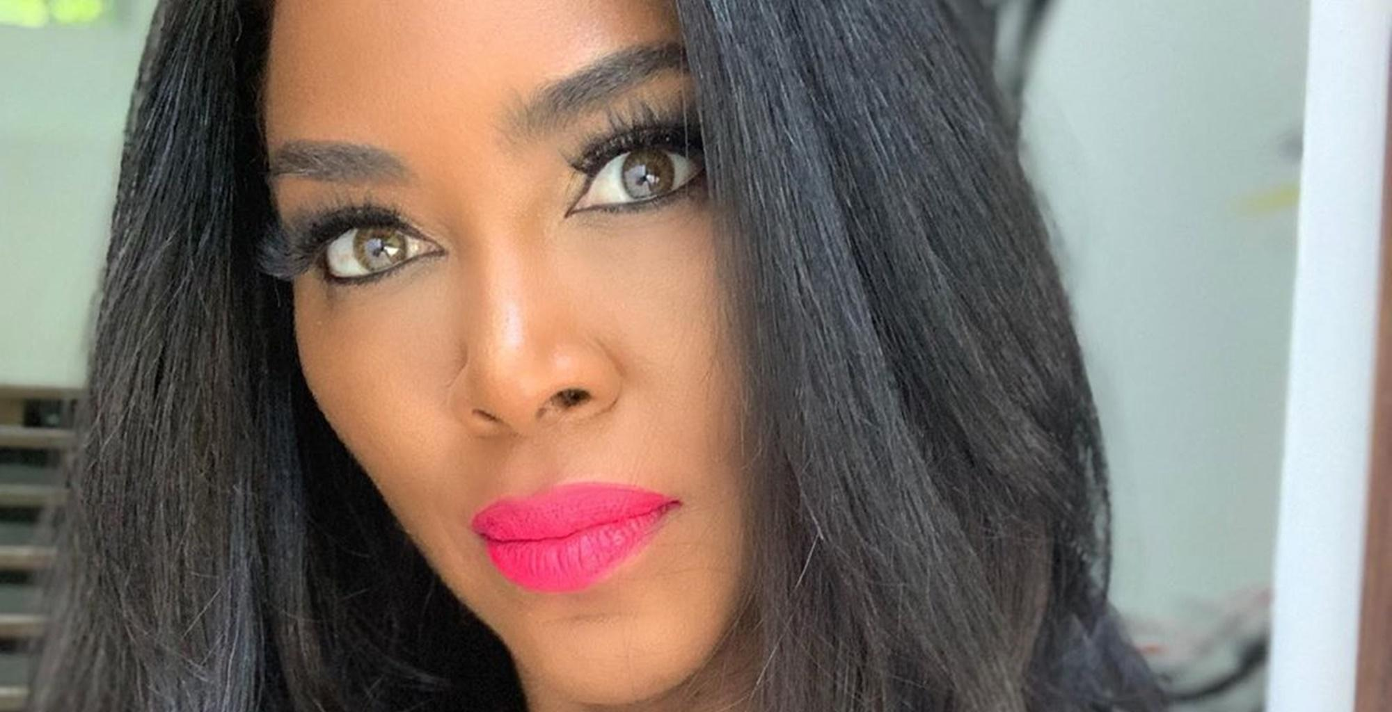 Kenya Moore's Baby Girl, Brooklyn Daly, Gives Fans Baby Fever In Video With Cynthia Bailey