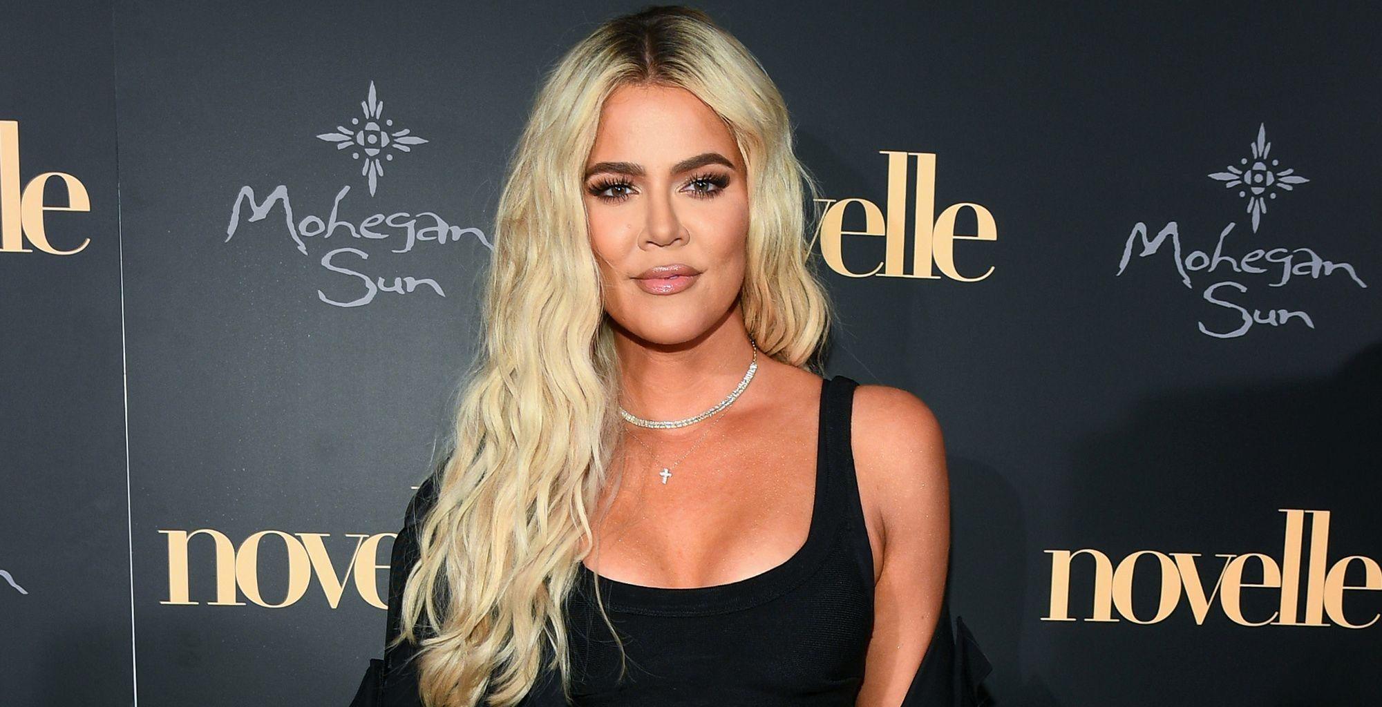 Khloe Kardashian Has Reportedly Been Struggling Amid Tristan's Cheating Drama Playing Out On KUWK