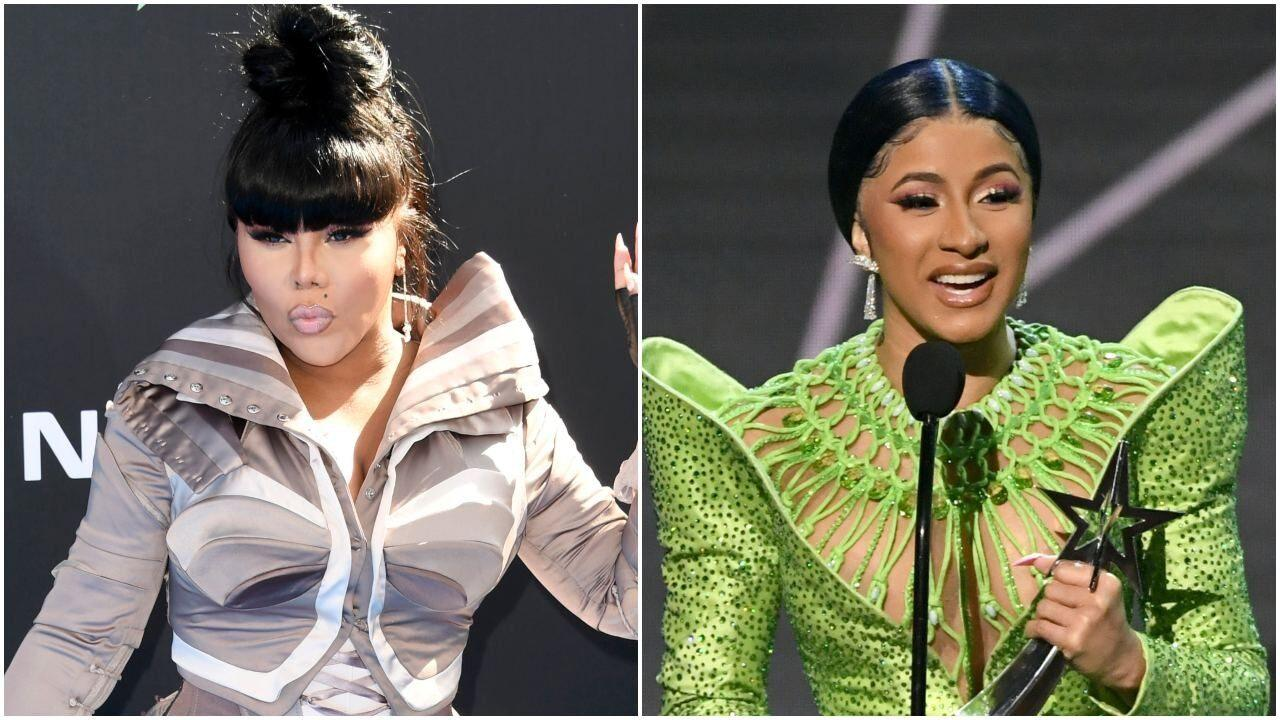Lil' Kim Raves About Cardi B - Calls Her 'Hilarious' And 'Non-Offensive'