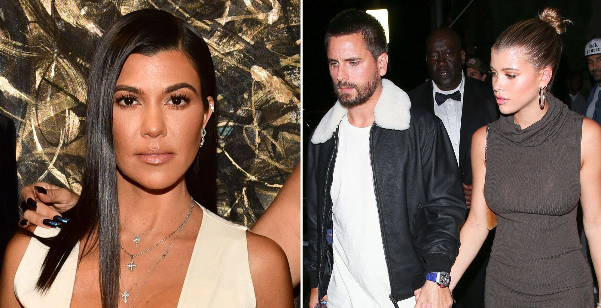 Scott Disick Wants Kourtney Kardashian To Get Married Before Proposing To Sofia Richie - Here's Why!
