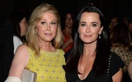 Kyle Richards Hopes Her Sister Kathy Hilton Will Not Become A RHOBH Cast Member - Here's Why!