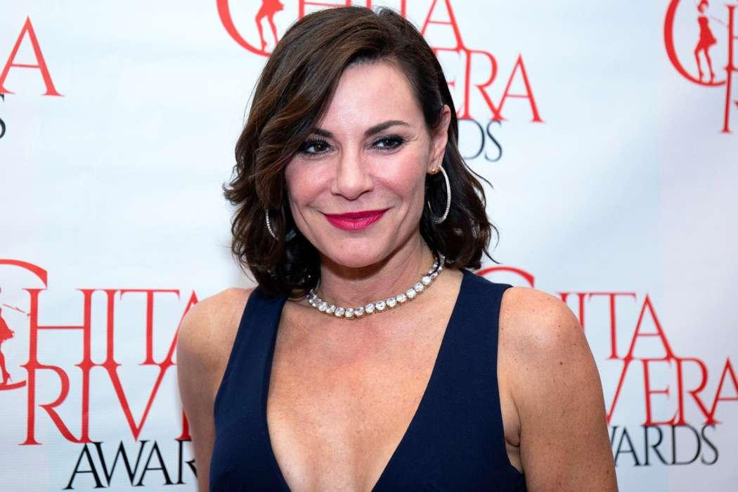 Luann De Lesseps Claims She Was 'Self-Absorbed' During Her Alcohol Rehabilitation Phase