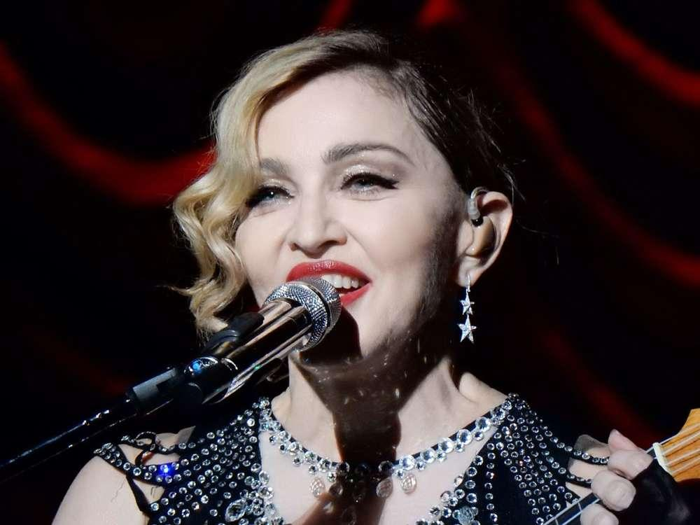 Madonna Said She Felt 'Raped' When Her Song Was Prematurely Released