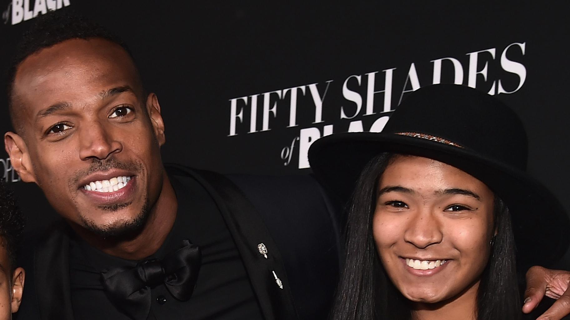 Marlon Wayans Defends Gay Daughter Against Homophobic Commenters On His Sweet Pride Post