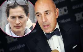 Matt Lauer And Annette Roque Reportedly Close To Divorce Settlement