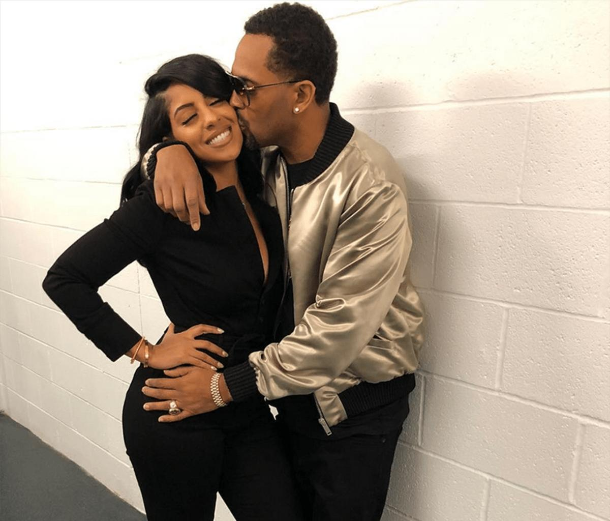 Mike Epps And Kyra Robinson Got Married And People Appreciate Snoop Dogg For Attending The Wedding Instead Of The BET Awards - See The Pics And Videos