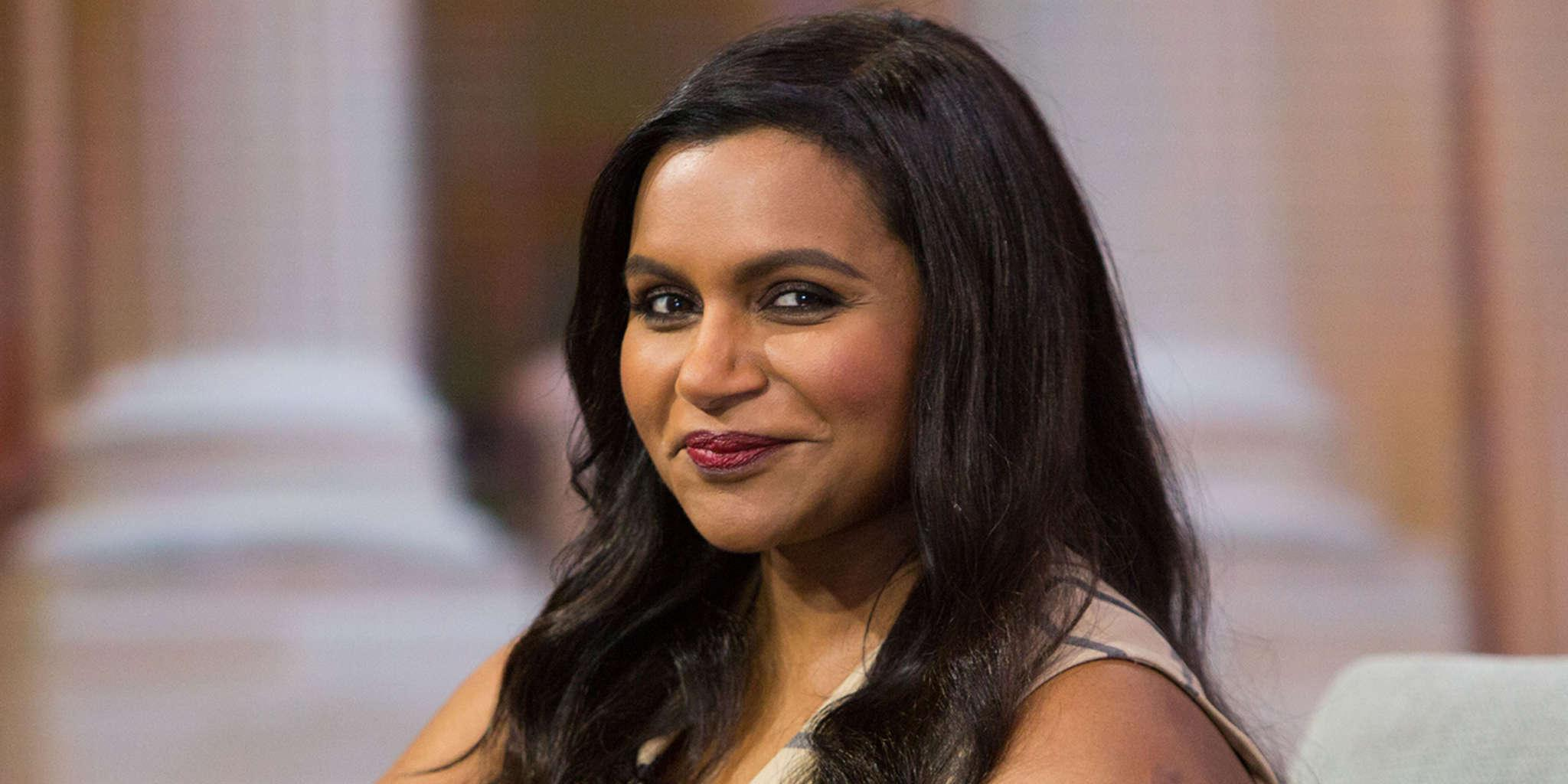 Mindy Kaling Opens Up About Working Hard And Being A New Mother At The Same Time!