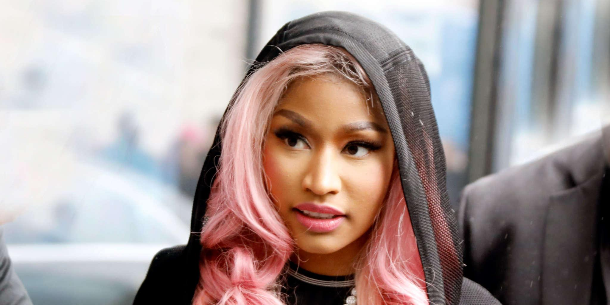 Nicki Minaj's Fans Have 'Missing' Posters Of Their Idol Placed All Over The Town