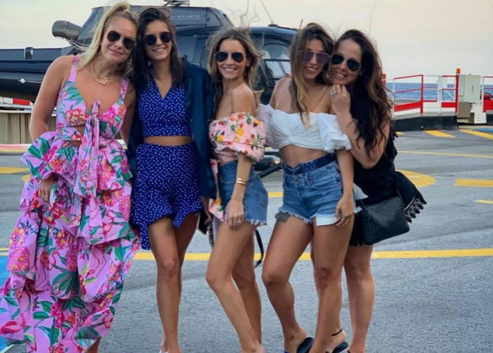 Nina Dobrev Is Living Her Best Life With Her Friends And She Has Photos To Prove It