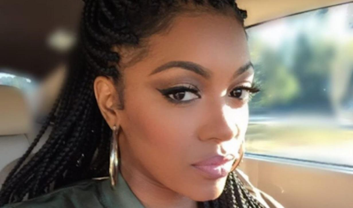 Porsha Williams Flaunts A New Look With Blonde Locks And Less Makeup - Fans Are In Love With It