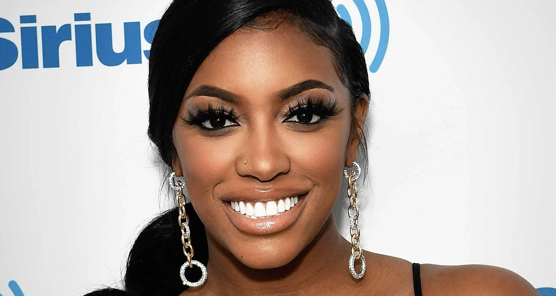 Porsha Williams Shares Jaw-Dropping Pics From Her Pool Day With Baby PJ - Some Fans Have A Theory About What's Going On With Dennis