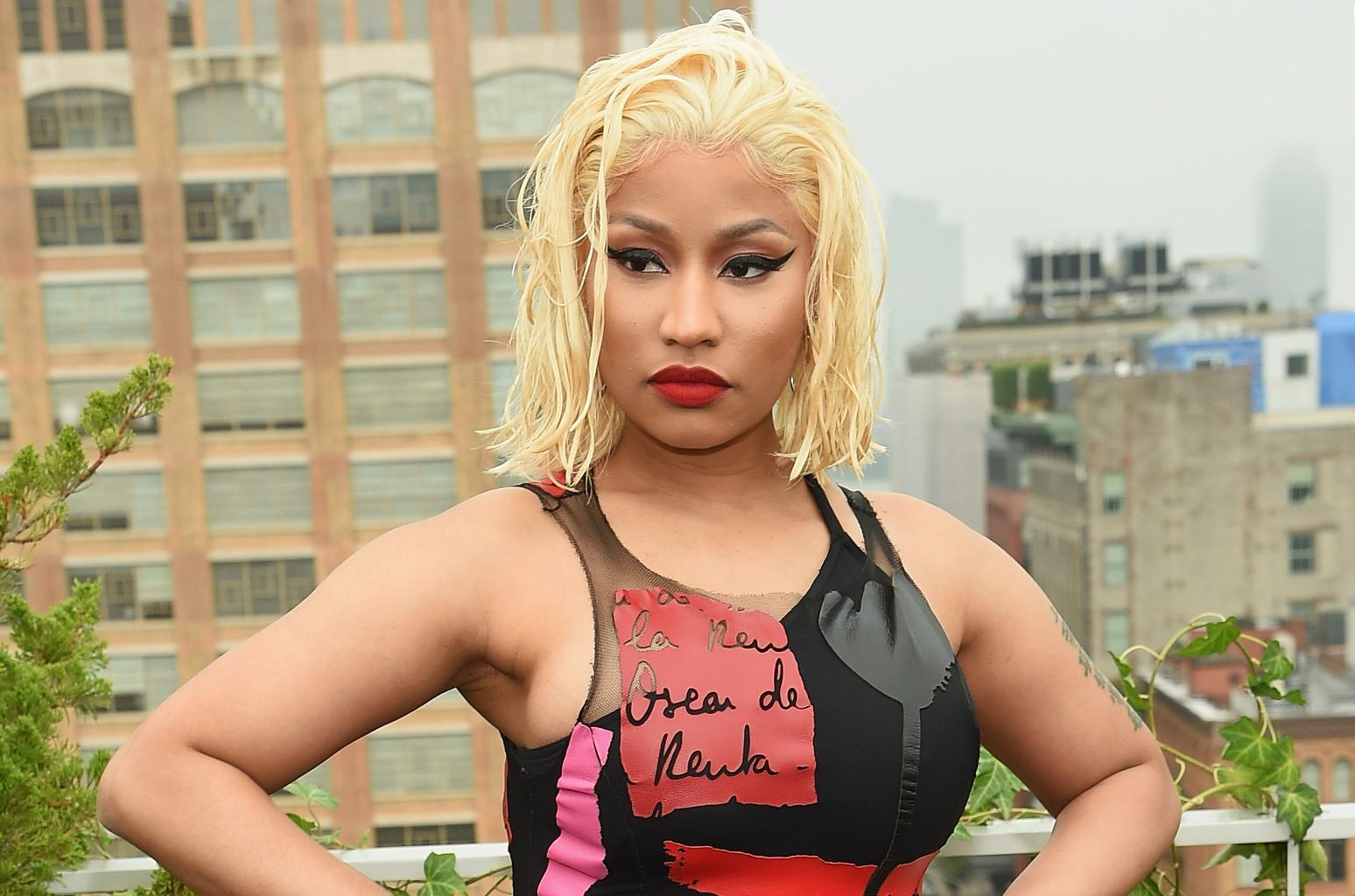 Queen Nicki Minaj Is Back With A Massive Announcement And Fierce Pics