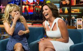 Ramona Singer And LuAnn De Lesseps At War Amid Rumors They Are Both On The RHONY Chopping Block