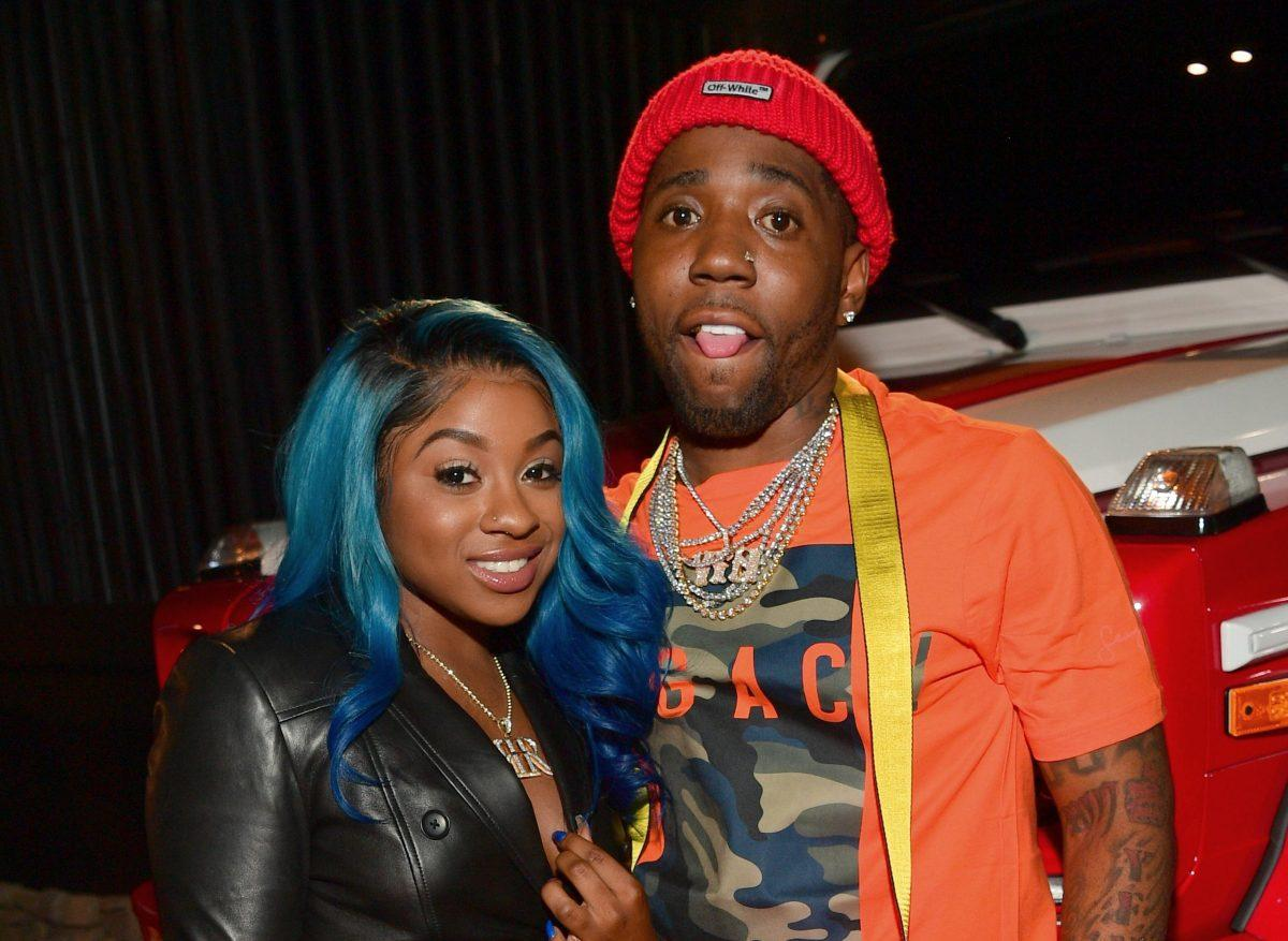 Reginae Carter Proves Haters That She's Still Together With YFN Lucci And Publicly Professes Her Love For Him - People Find A New Reason To Be Hateful