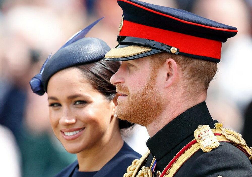 Rihanna And Meghan Markle New BFFs! RiRi Has Reportedly Friended The Duchess Of Sussex