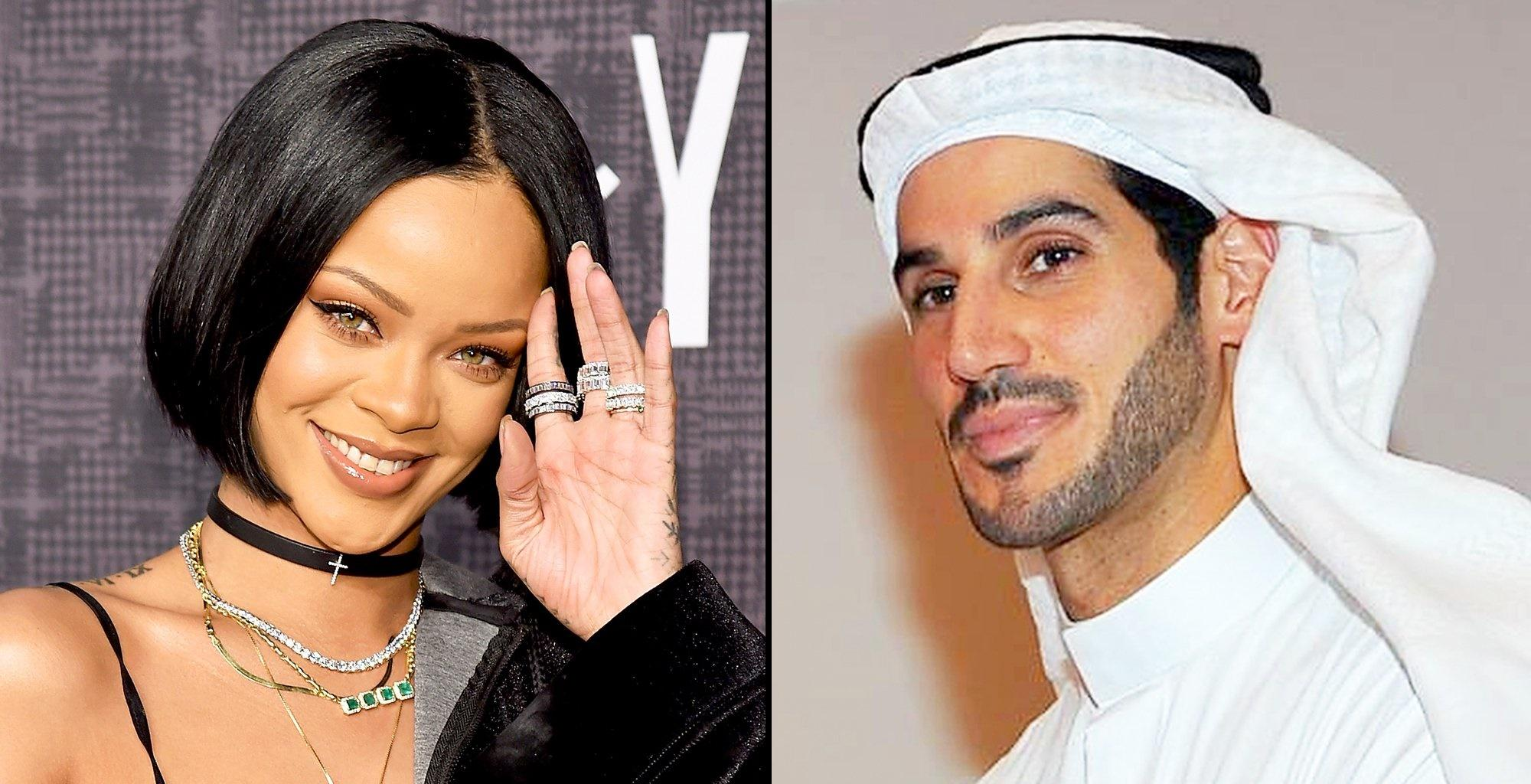 Rihanna Looks Pregnant And In Love In Pictures On Romantic Vacation With Hassan Jameel And His Family