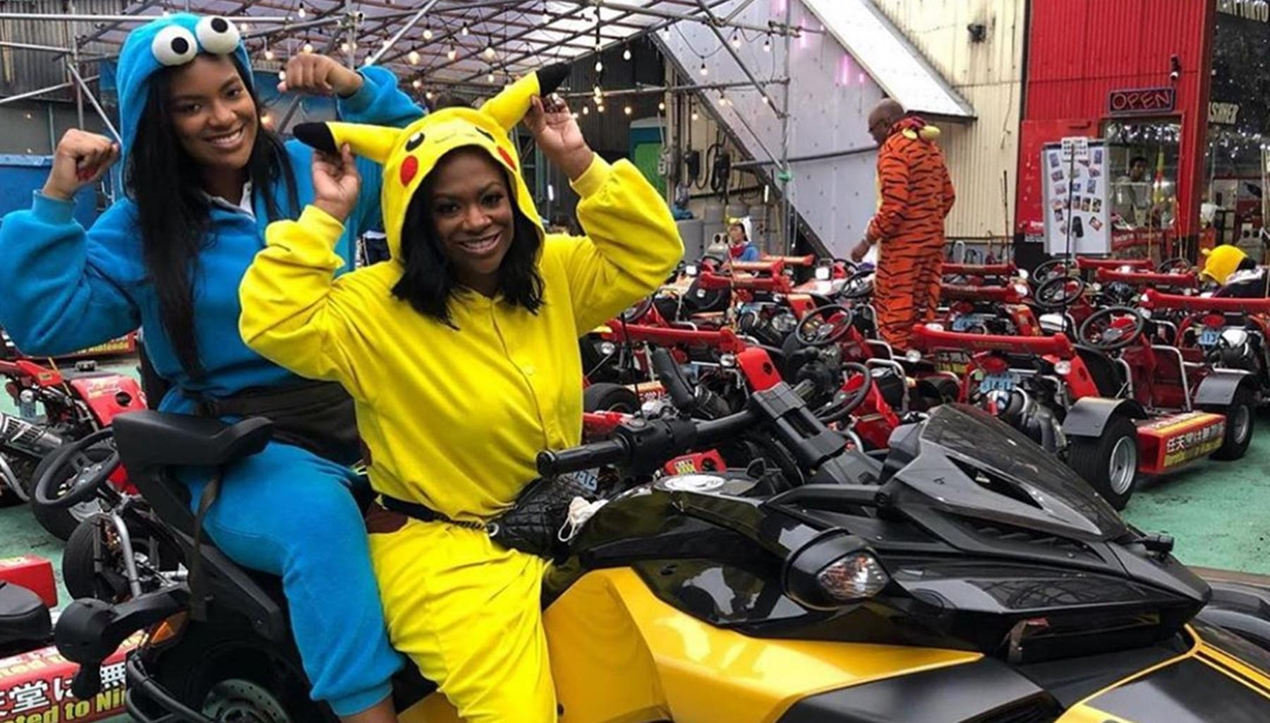 Kandi Burruss' Picture In Tokyo With Riley Raises Questions About Her Stepdaughter, Kaela Tucker