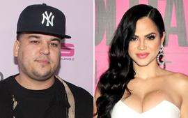 KUWK: Rob Kardashian's Sisters Are All For Him Flirting With Natti Natasha And Have Been Pushing Him To Do It More!