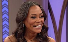 Robin Givens Dishes On Her Rumored Romances With Howard Stern And Brad Pitt