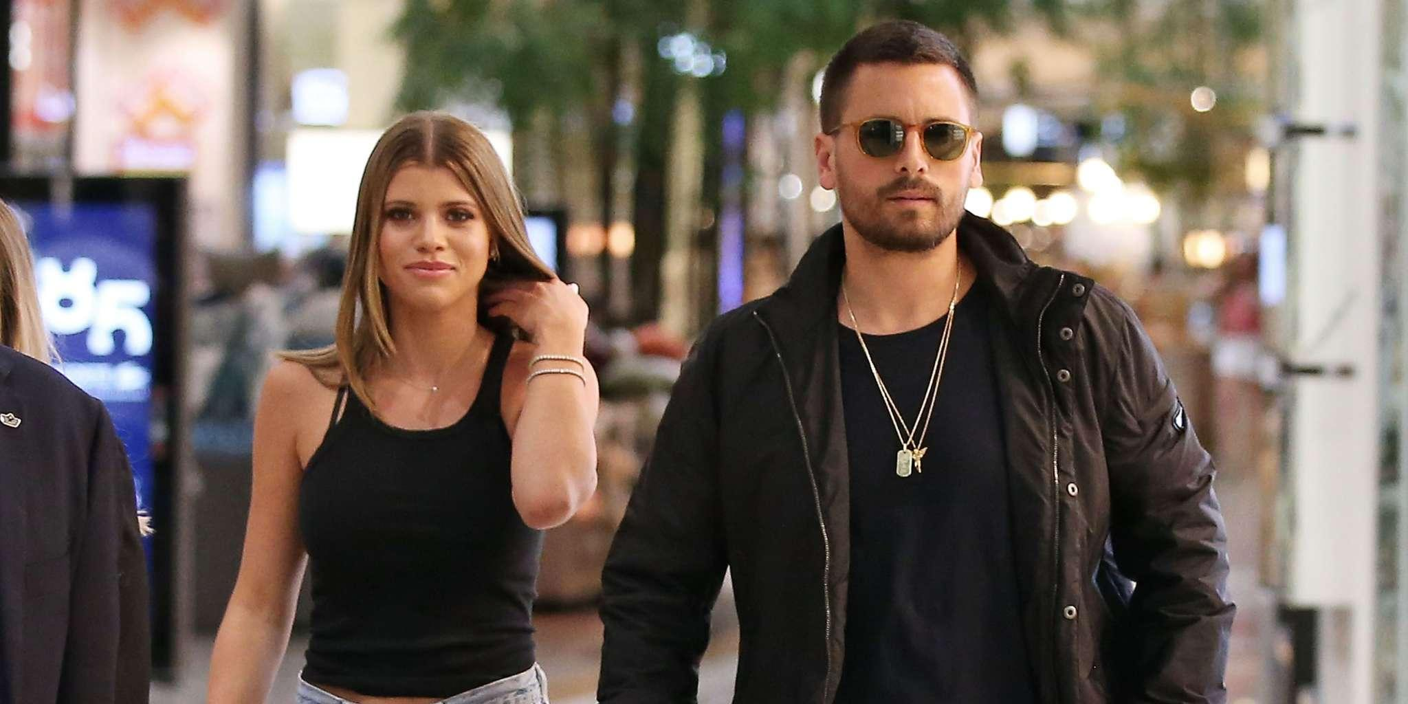 Sofia Richie Feels Really 'Secure' With Scott Disick Despite Not Having A Ring On Her Finger - Here's Why!
