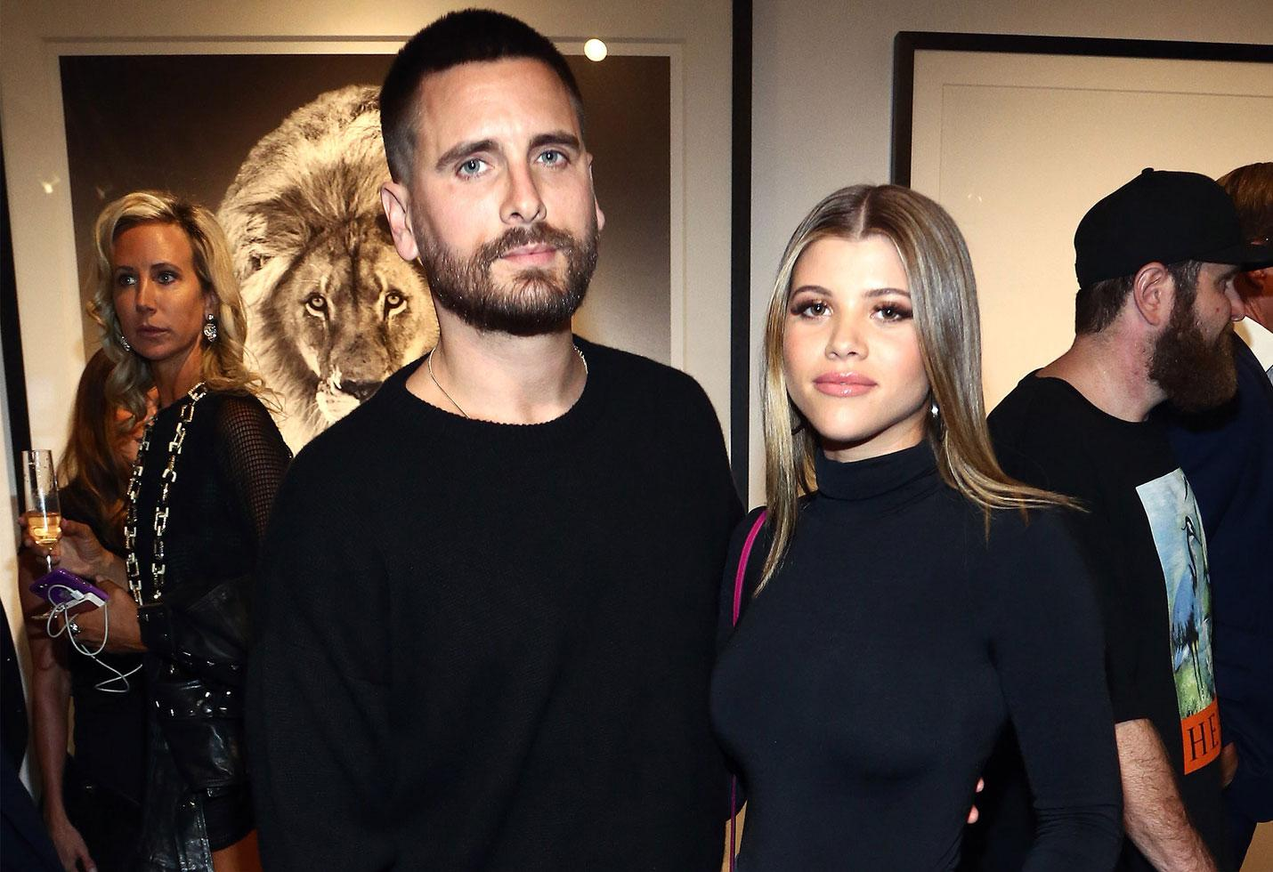 Sofia Richie Reportedly Pressuring Scott Disick To Put A Ring On It Is An Engagement Coming Soon?