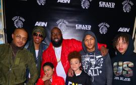 T.I. Shows Fans How His And Tiny Harris' Son, King Harris Is Dealing With Celebrity - The Young Rapper Says He Has Groupies Everywhere