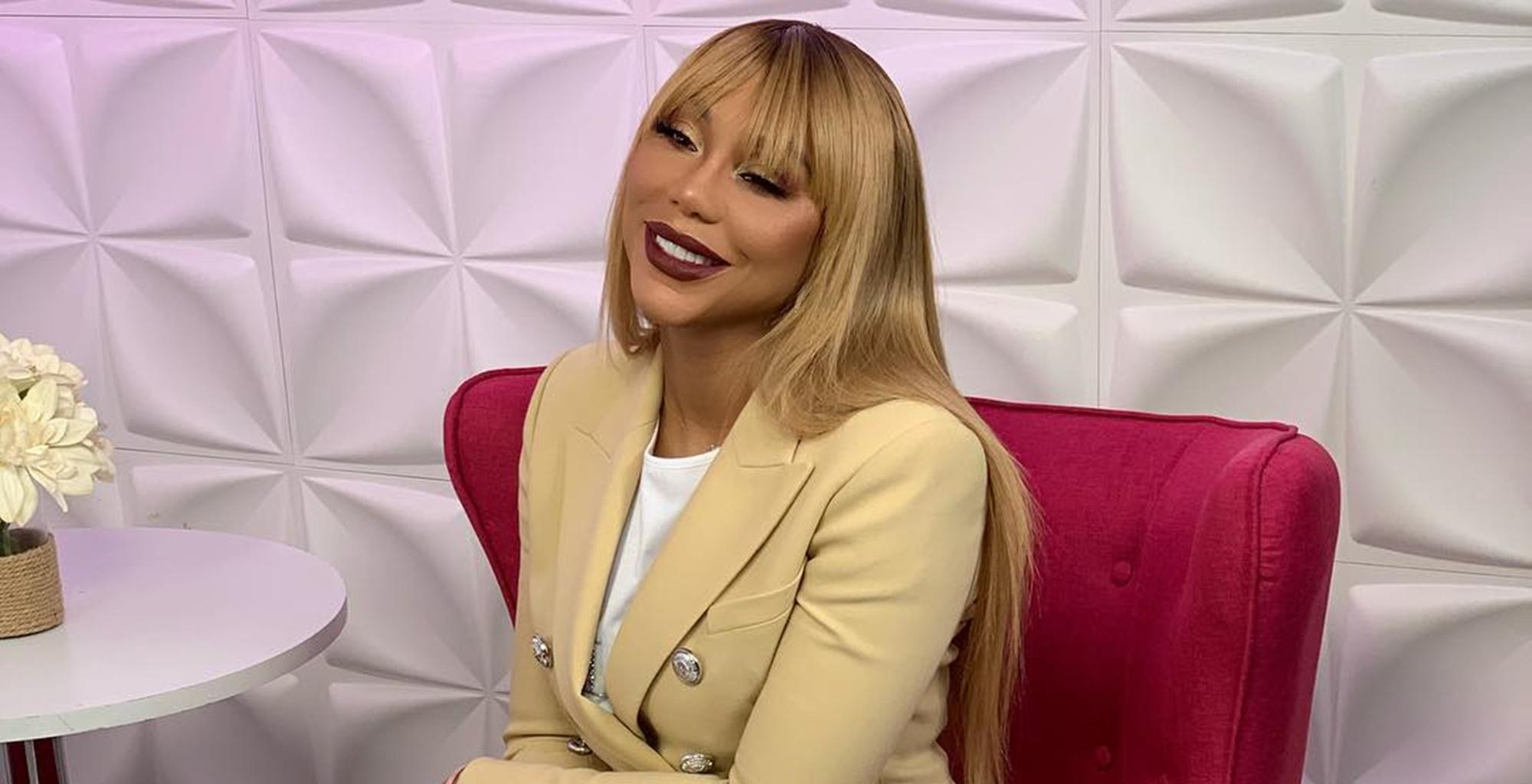 Tamar Braxton's BF, David Adefeso Shared A Video That Has Her Worried: 'What Are You Going To Tell My Mother?'