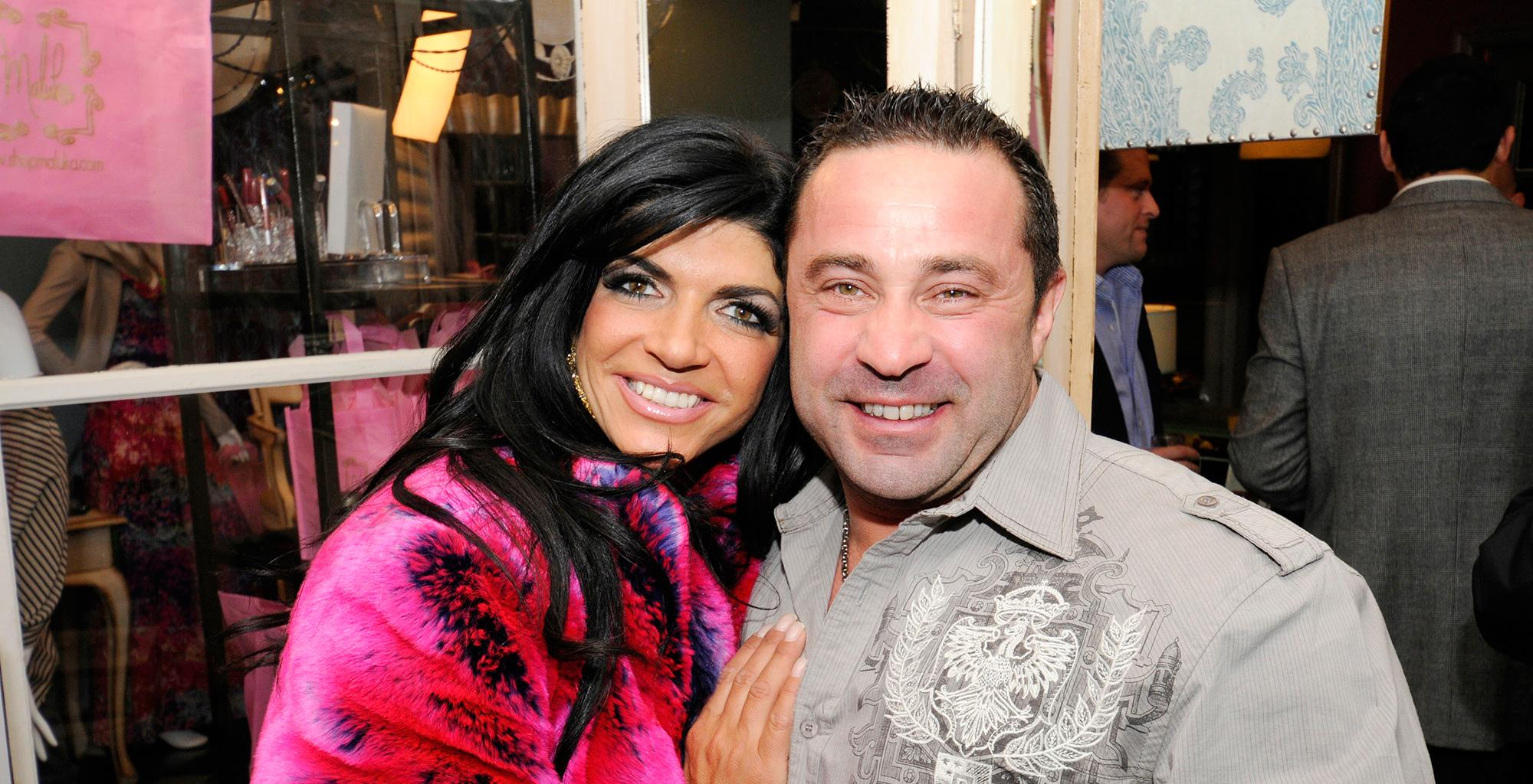Teresa Giudice Determined To Take Daughters To Visit Their Dad On Father's Day - She'll Do Everything In Her Power!