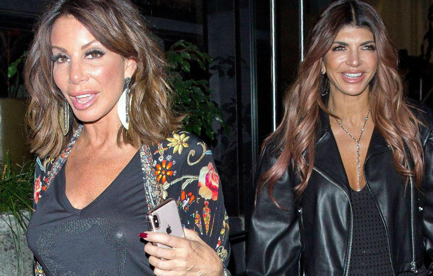 'RHONJ' Cast Members Reportedly 'Begging' For Danielle Staub To Get Fired Following Her Fallout With Teresa Giudice