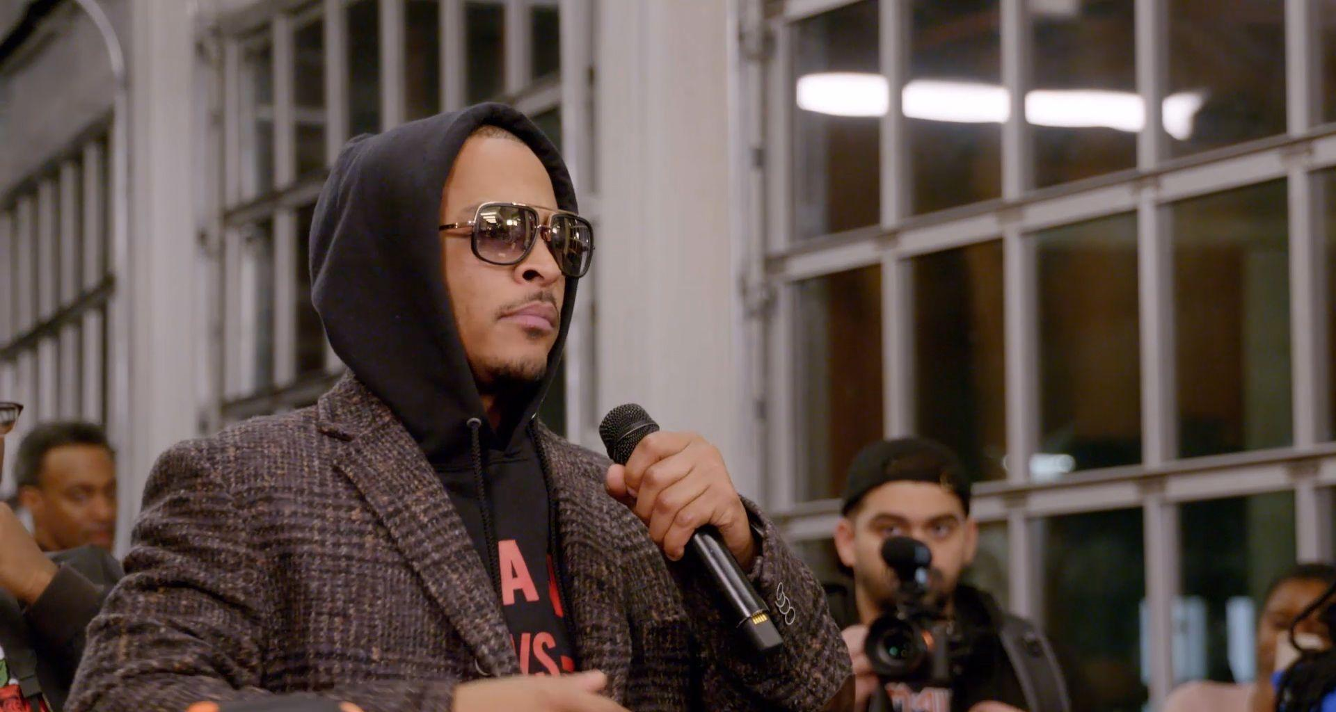 T.I. Shows People How Gun Violence Is Handled In The U.S. Based On Race