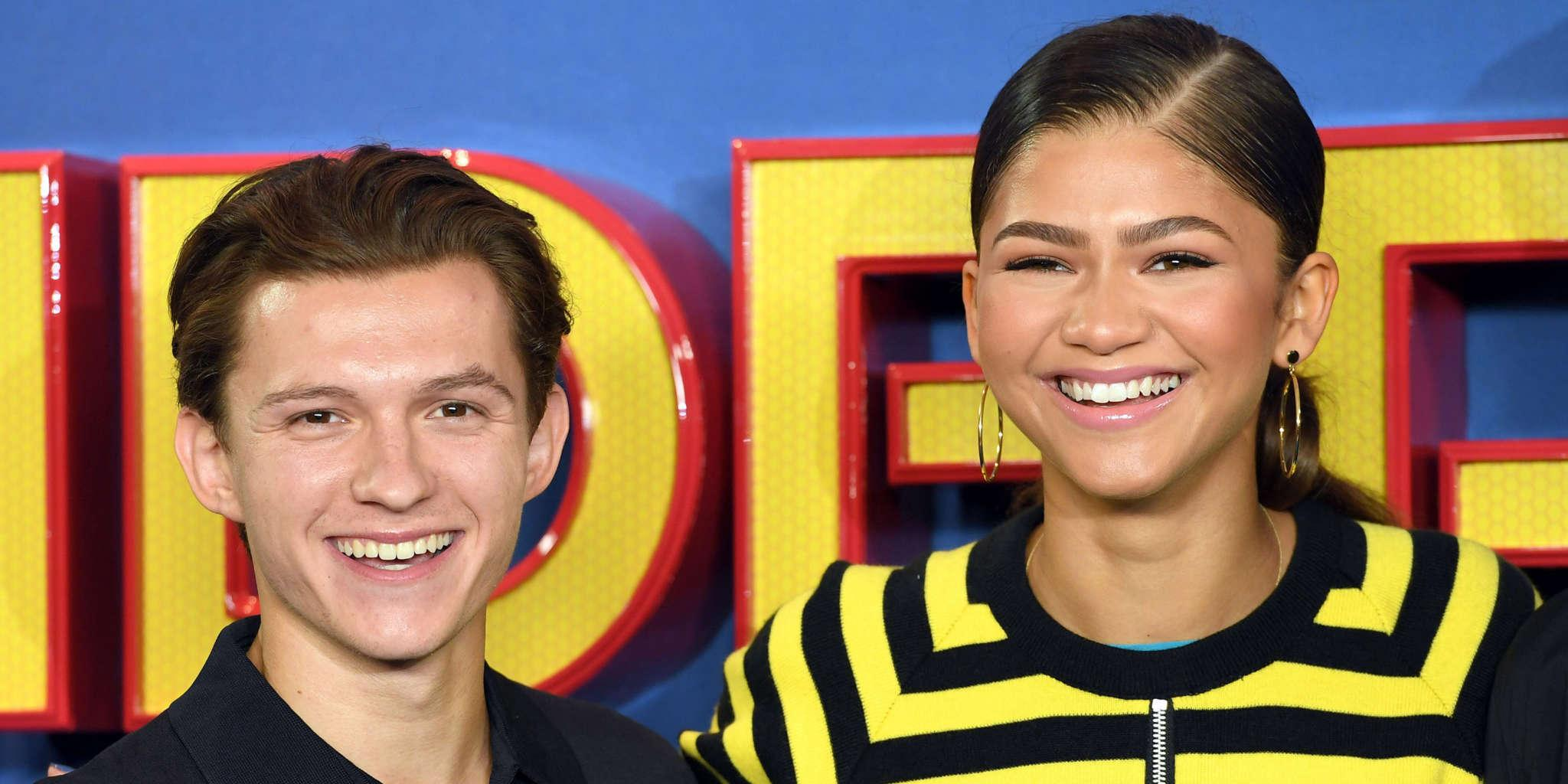 Tom Holland Addresses Those Rumors He And Zendaya Are Dating