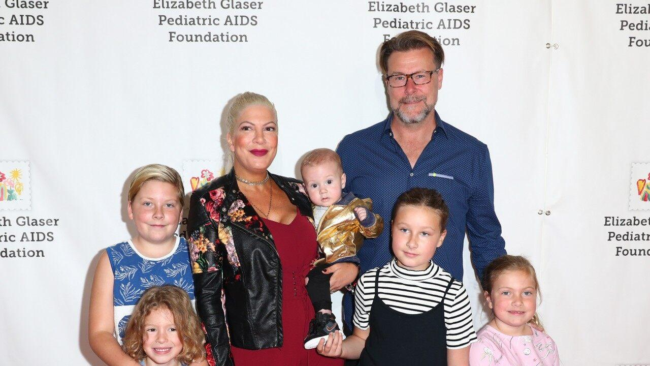 Tori Spelling's Hubby Dean McDermott Opens Up About Their Kids Getting Body-Shamed - Recalls Son Liam, 12, Once Asked If He Was 'Obese'