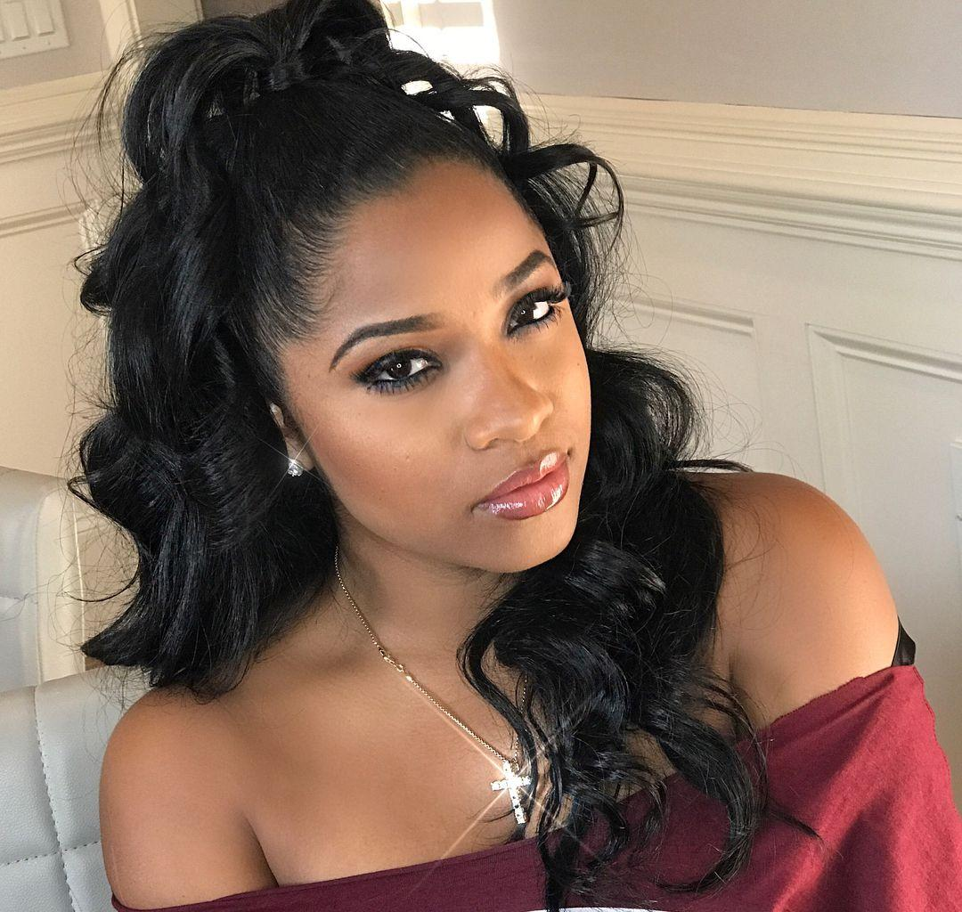 Toya Wright Cries Tears Of Joy After Receiving Tons Of Support For The 'Weight No More' Movement