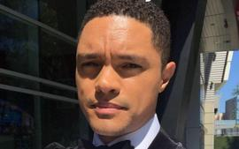 Trevor Noah Breaks The Internet With 'New Tape Saga Story' As He Covers The Hollywood Reporter