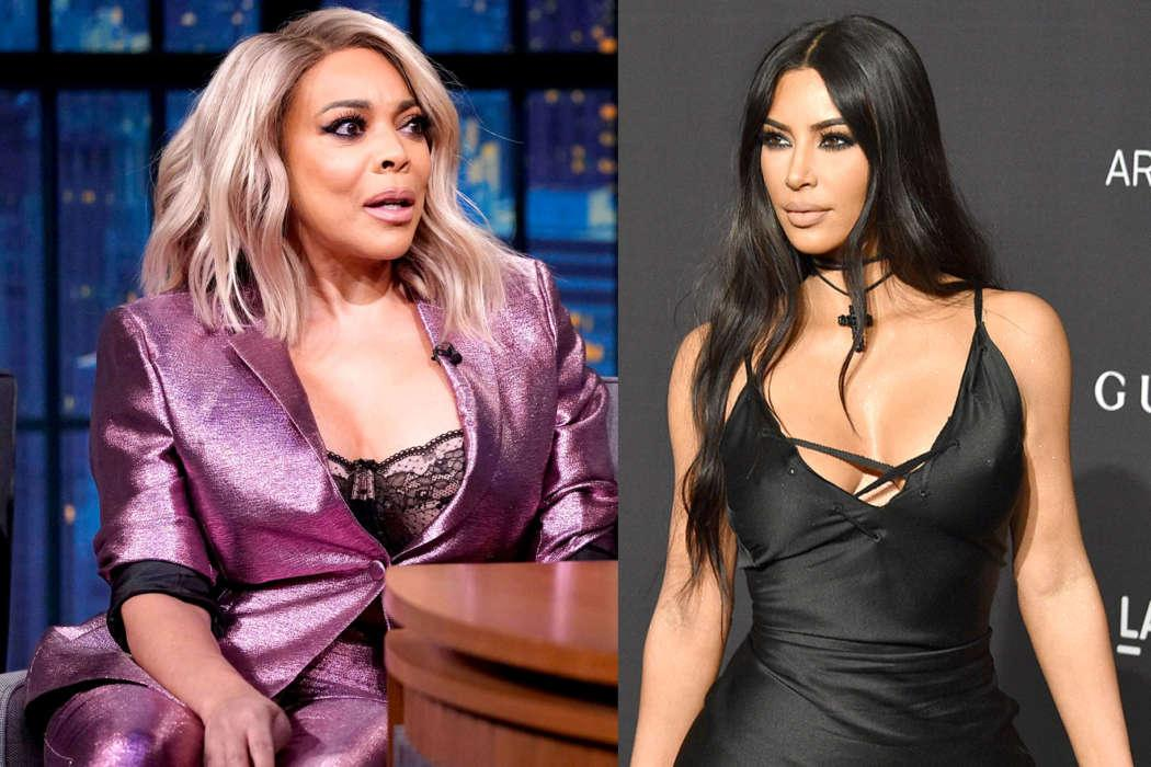 There's No Beef Between Kim Kardashian And Wendy Williams