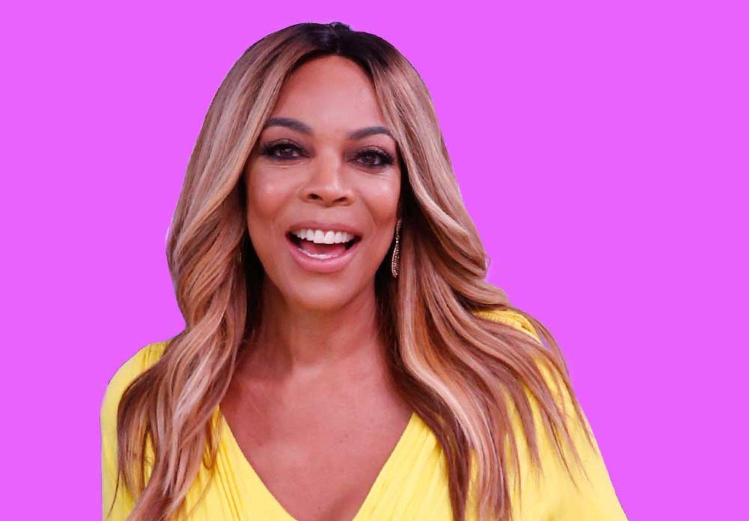 Wendy Williams Goes Up On Stage With Blac Chyna And Shows Off A Lot Of Skin - See The Video