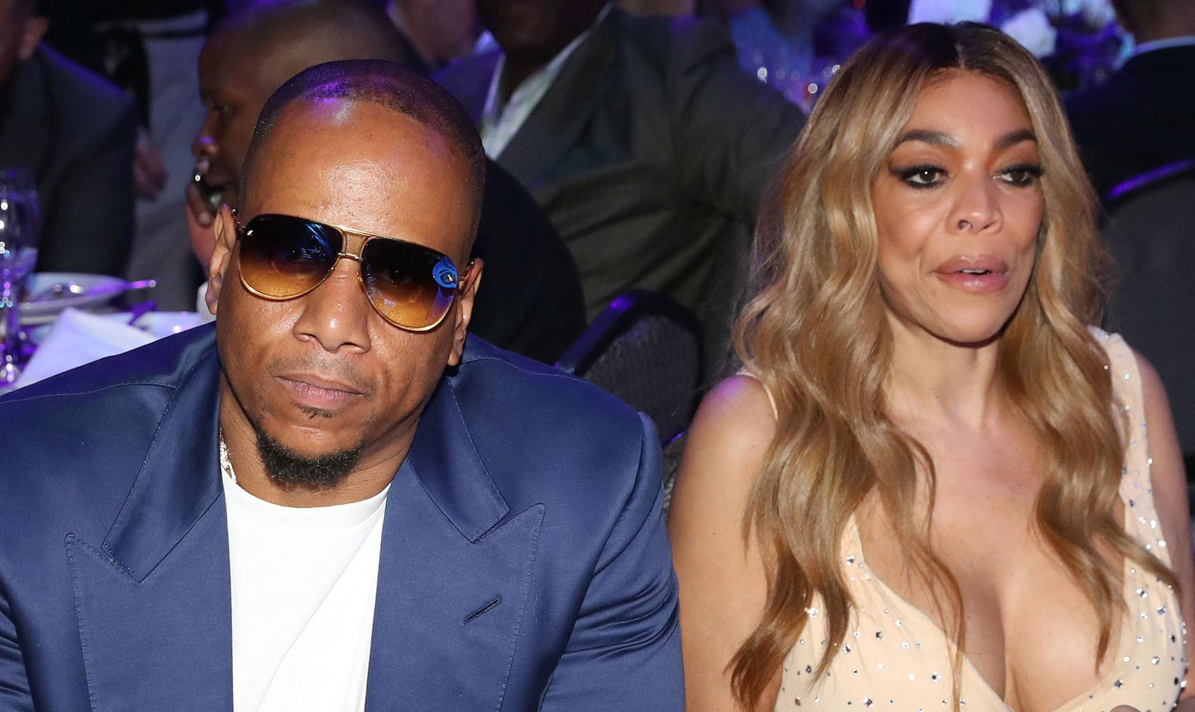 Wendy Williams Finally Confirms Kevin Hunter 'Had A Baby With Another Woman'