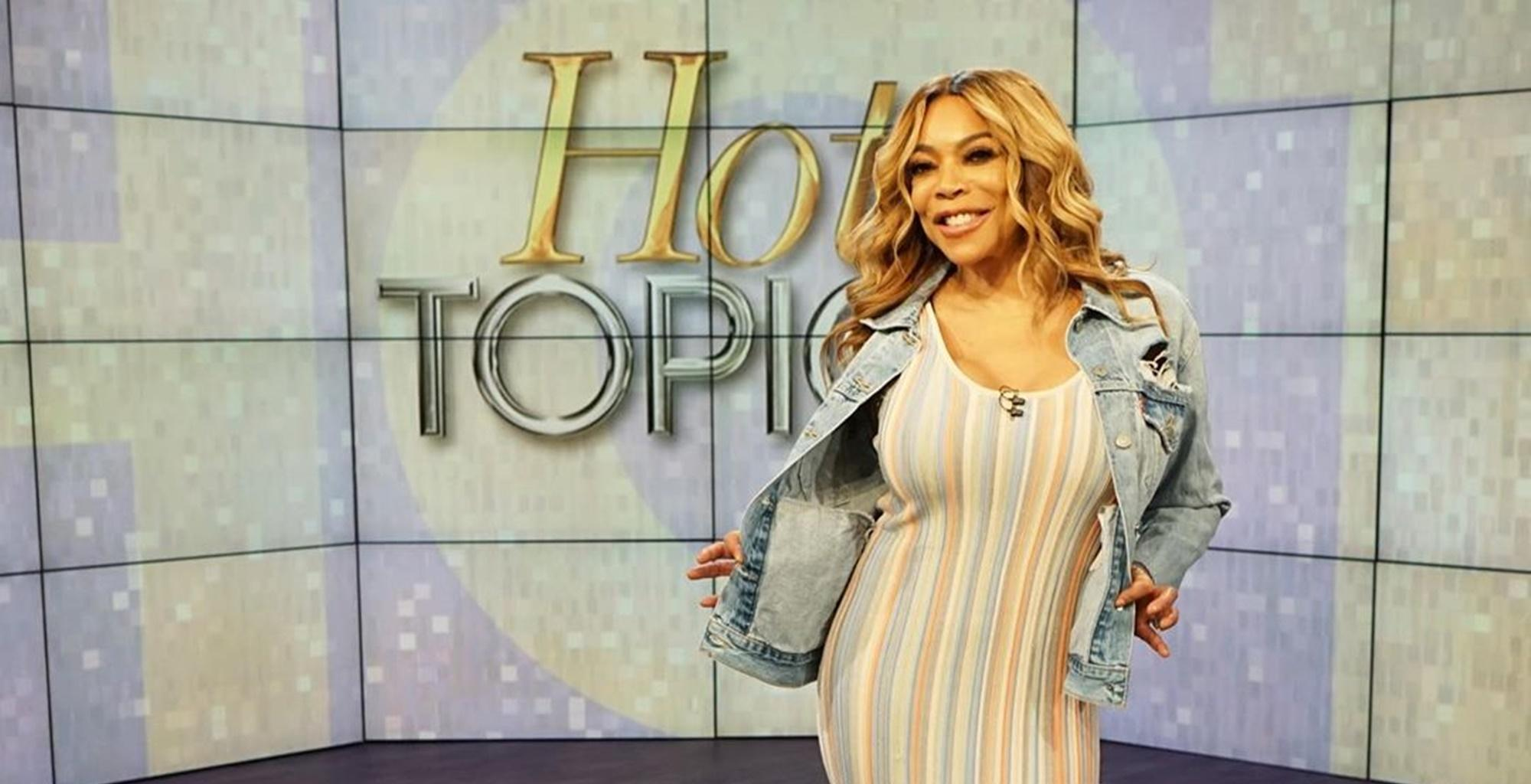 Wendy Williams' Fans Think She Is Not Really Over Kevin Hunter And Is Faking That Whole Happiness Thing With Her Young Boyfriend, Marc Tomblin