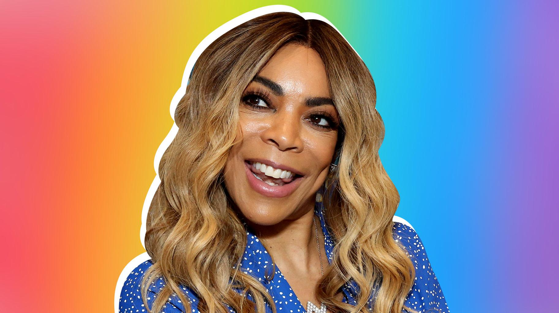 Wendy Williams Poses With A New Man - Tamar Braxton And More Fans Are Here For It
