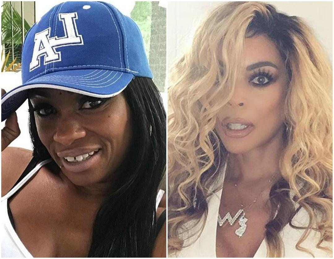 Wendy Williams Spends Some Time With Blac Chyna's Mom, Tokyo Toni Who Calls Her 'Niece'