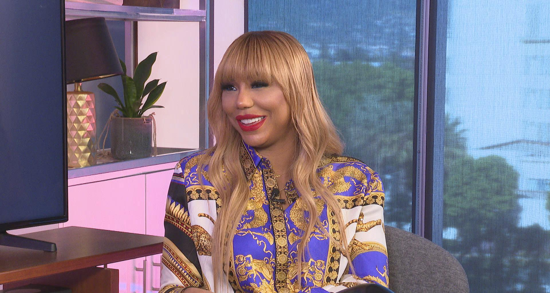 Tamar Braxton's Fans Are Telling Her To Keep The Sparkle And Not To Let Anyone Steal Her Light