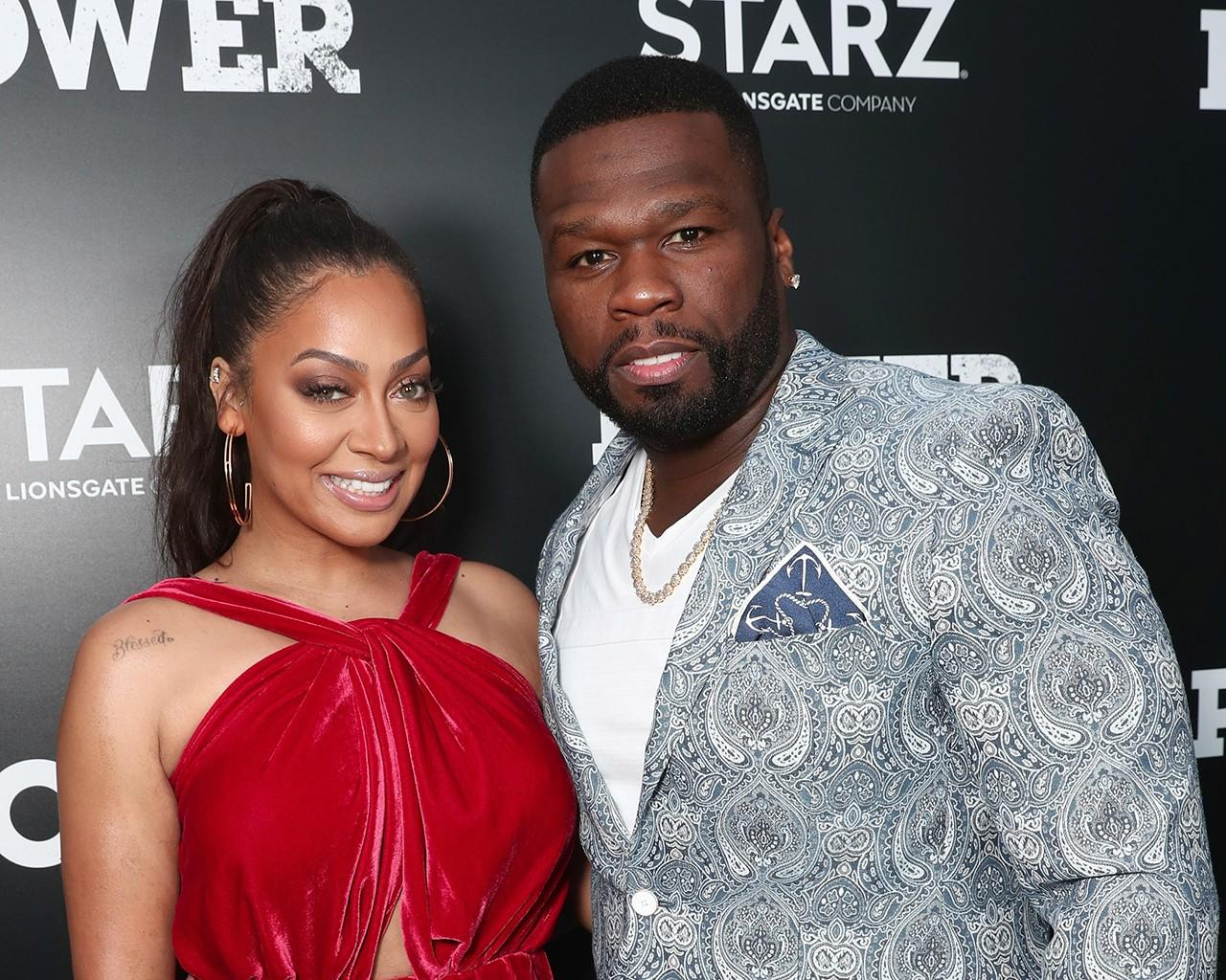 La La Anthony Wins $68,000 From A Slot Machine And 50 Cent Reacts - Here's His Post