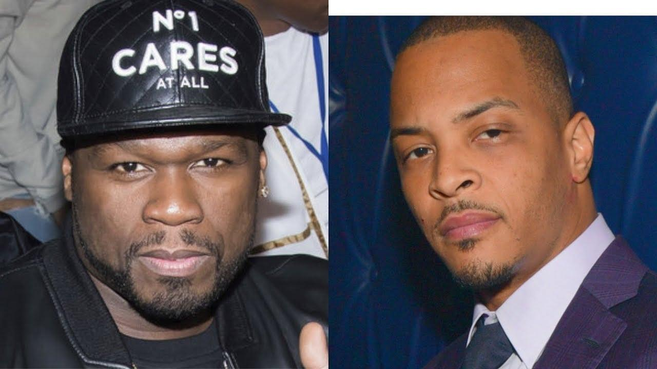 T.I. Shares The Funniest Video Featuring Himself And 50 Cent