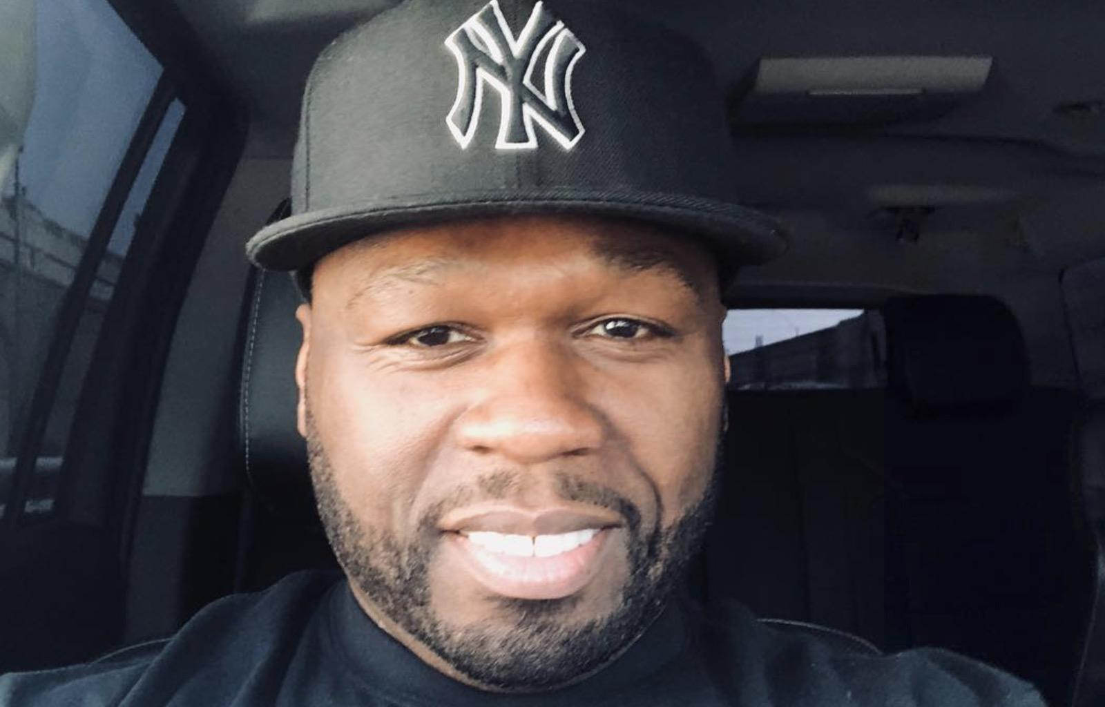 50 Cent Gushes Over Serena Williams' Unedited Magazine Cover