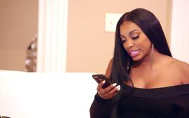 Porsha Williams Is Back On Dish Nation And Fans Could Not Be More Excited - Watch Her Video