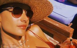 Alessandra Ambrosio Heats Up Instagram With Sizzling Gal Floripa Swimsuit Photos