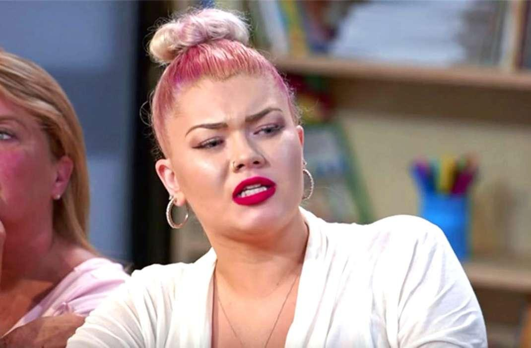 Amber Portwood Released From Jail On Saturday Following Domestic Battery Charges