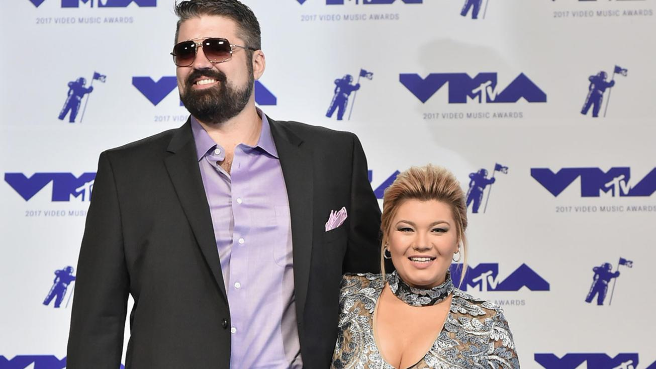 Amber Portwood's Boyfriend Andrew Glennon Claims She Attacked Him With A Machete And Tried To Kill Herself Before Arrest