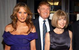 Anna Wintour Disses Melania Trump By Praising Michelle Obama Instead When Asked About The Current FLOTUS